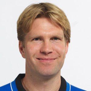 Dr. Moritz Morawski, Medizinischer Leiter des Zentrums für Sportmedizin am UKB