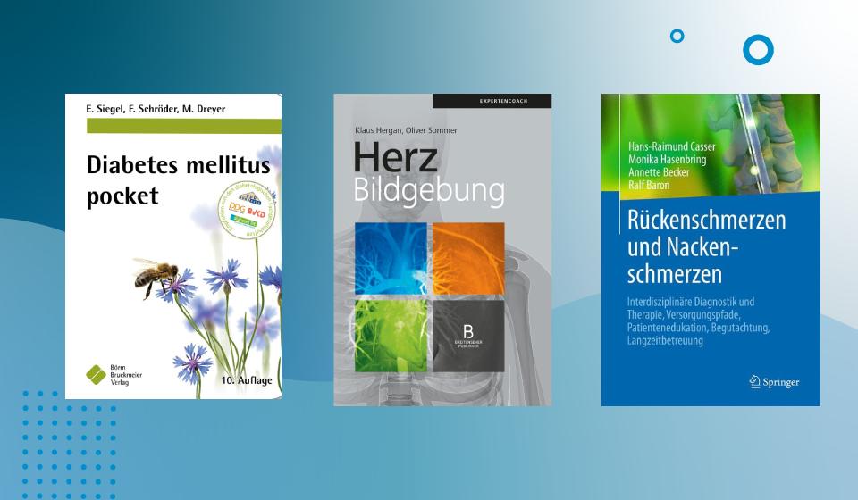 Passende Fachliteratur zu deutschen Volkskrankheiten