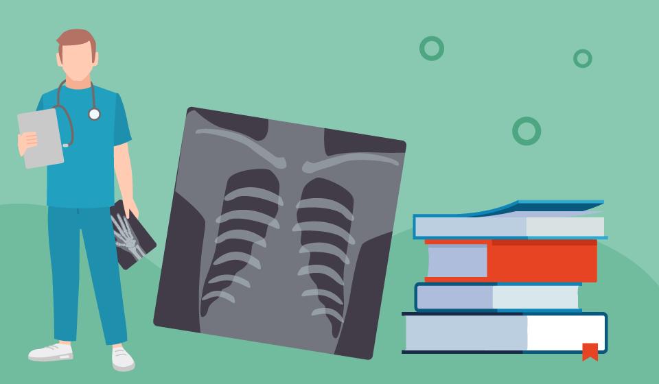 Bücher für den Facharzt für Radiologie